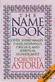 Go to record The name book : over 10,000 names : their meanings, origin...