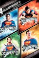 Go to record Superman [videorecording] : 4 film favorites.