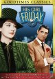 Go to record Howard Hawks' his girl Friday [videorecording]
