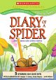 Go to record Diary of a spider [videorecording] : --and more cute critt...