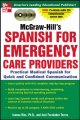 Go to record Spanish for emergency care providers [sound recording] : p...